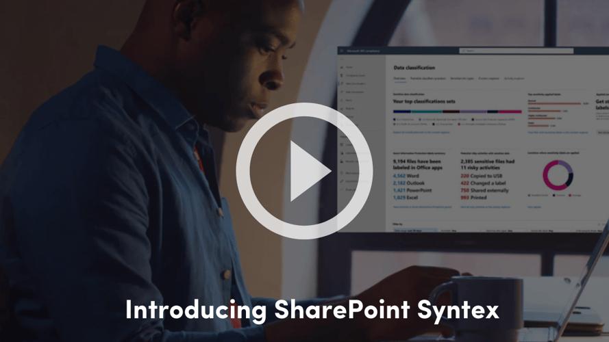 Introducing SharePoint Syntex